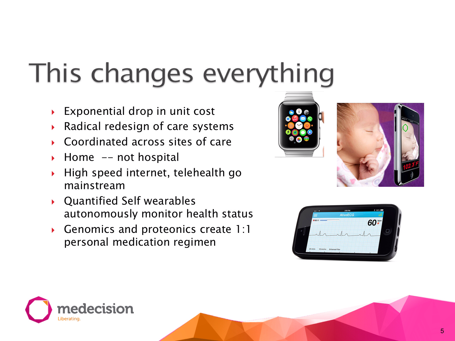 Medecision PPT Slide 5